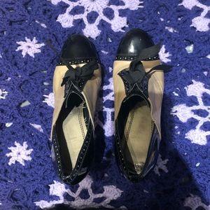 Gianni Bono dual toned 6M heels
